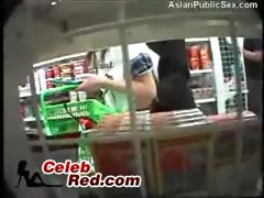 Japanese Girl Gets Molested In A Store Full Of People  Asian