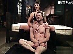 Hot daughter deep throat
